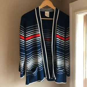 Sweaters - Vintage stripped cardigan